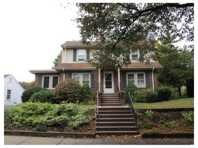 Single Family for sales at 33 Buchanan Road  Boston, Massachusetts 02132 United States