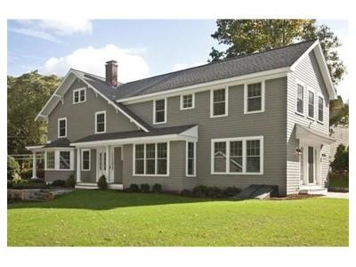Single Family for sales at 73 Winter St  Hingham, Massachusetts 02043 United States