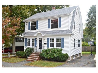 Single Family for sales at 121 Wason Street  Medford, Massachusetts 02155 United States