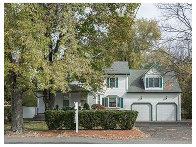 Single Family for sales at 293 North Avenue  Weston, Massachusetts 02493 United States