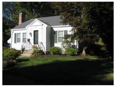 Single Family for sales at 8 Clifton Rd  Natick, Massachusetts 01760 United States