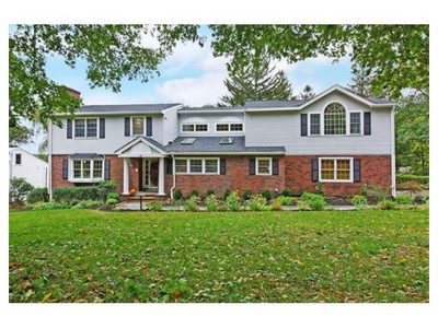 Single Family for sales at 75 Old Mystic Street  Arlington, Massachusetts 02474 United States