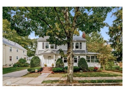 Single Family for sales at 23 Rustic Rd  Boston, Massachusetts 02132 United States