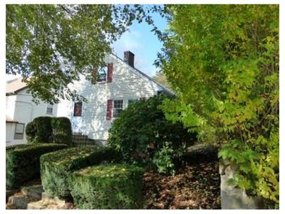 Single Family for sales at 58 Ronald Road  Arlington, Massachusetts 02474 United States