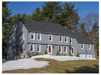 Single Family for sales at 7 Comstock  Topsfield, Massachusetts 01984 United States