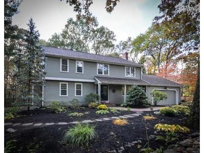 Single Family for sales at 13 Alexander Rd  Hopkinton, Massachusetts 01748 United States