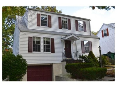 Single Family for sales at 10 Hackensack Cir  Boston, Massachusetts 02132 United States