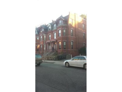 Multi Family for sales at 33 Moreland St.  Boston, Massachusetts 02119 United States