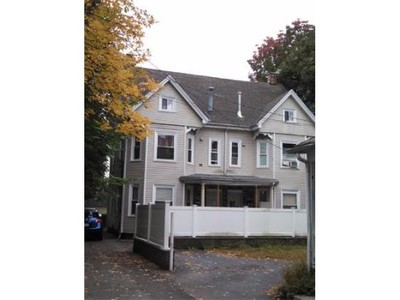 Multi Family for sales at 17 Stratton Terrace  Waltham, Massachusetts 02453 United States