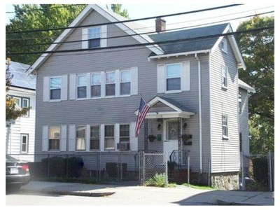 Multi Family for sales at 1078 Canterbury Street  Boston, Massachusetts 02131 United States