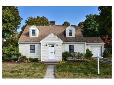 Single Family for sales at 76 Common St  Quincy, Massachusetts 02169 United States
