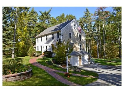 Single Family for sales at 290 West St  Duxbury, Massachusetts 02332 United States