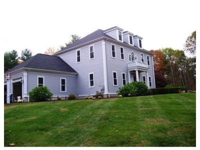 Single Family for sales at 122 Georgetown Rd  West Newbury, Massachusetts 01985 United States