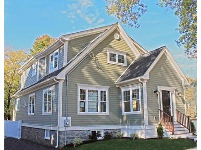 Single Family for sales at 25 Varick Road  Boston, Massachusetts 02132 United States