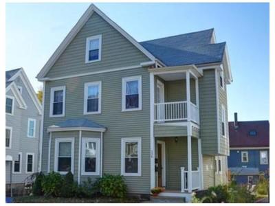 Multi Family for sales at 136 Mount Vernon Ave  Melrose, Massachusetts 02176 United States