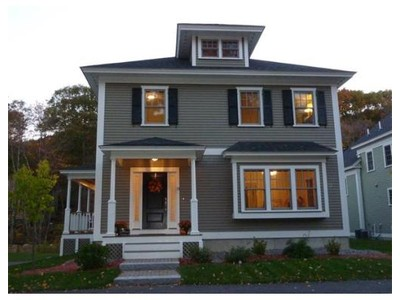 Single Family for sales at 73 River St  Acton, Massachusetts 01720 United States