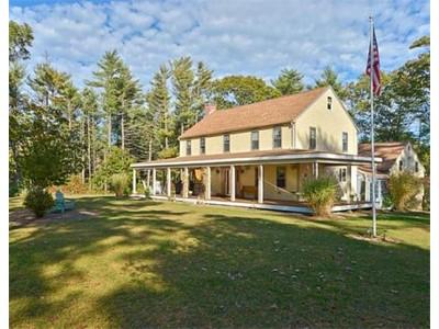 Single Family for sales at 826 West Street  Duxbury, Massachusetts 02332 United States