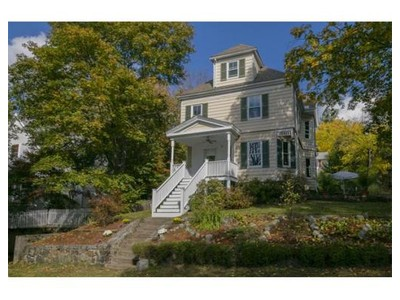 Single Family for sales at 3 Crescent Hill Ave  Arlington, Massachusetts 02474 United States