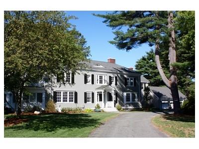 Single Family for sales at 610 Harland Street  Milton, Massachusetts 02186 United States