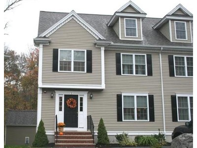 Co-op / Condo for sales at 8 Pilgrim Street  North Reading, Massachusetts 01867 United States