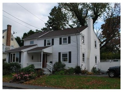Single Family for sales at 57 Huckins Ave  Quincy, Massachusetts 02171 United States