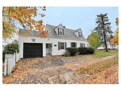 Single Family for sales at 8 Prudential Rd  Worcester, Massachusetts 01606 United States