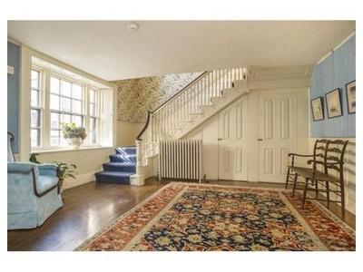 Single Family Home for sales at 28 MT. Vernon  Boston, Massachusetts 02108 United States