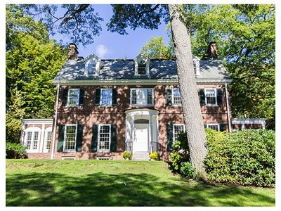 Single Family for sales at 174 Valentine Street  Newton, Massachusetts 02465 United States