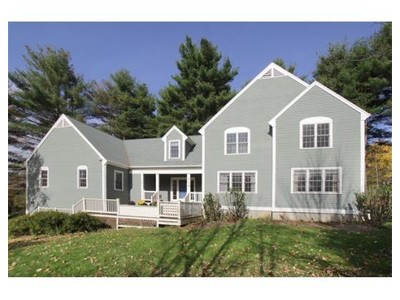 Single Family for sales at 116 Green Road  Bolton, Massachusetts 01740 United States