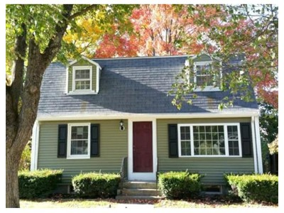 Single Family for sales at 11 Thayer Ave  Weymouth, Massachusetts 02188 United States
