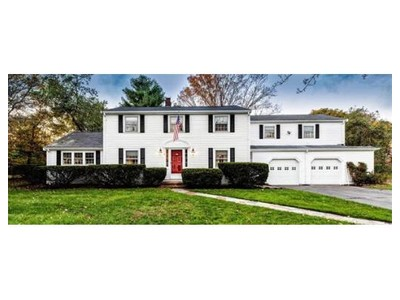 Single Family for sales at 7 Lyndon Rd  Sharon, Massachusetts 02067 United States