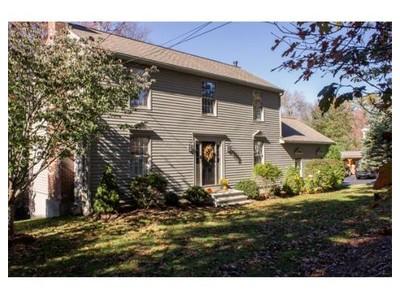 Single Family Home for sales at 74 RIDGE Street  Millis, Massachusetts 02054 United States