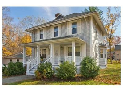 Single Family for sales at 229 N Main Street  Sharon, Massachusetts 02067 United States