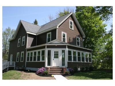 Single Family for sales at 137 Washington Street  Canton, Massachusetts 02021 United States