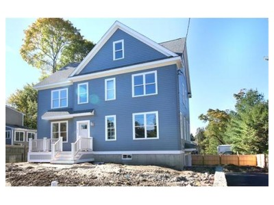 Single Family for sales at 121 Warren Ave  Boston, Massachusetts 02136 United States