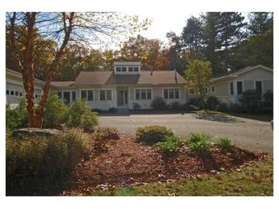 Einfamilienhaus for sales at 77 Forest Road  Millis, Massachusetts 02054 Vereinigte Staaten