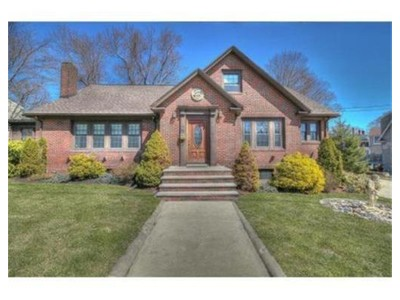 Single Family for sales at 33 Cedar Rd  Medford, Massachusetts 02155 United States