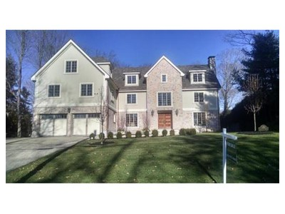 Single Family for sales at 121 Bellevue St  Newton, Massachusetts 02458 United States