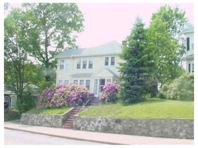 Multi Family for sales at 2221 Centre St  Boston, Massachusetts 02132 United States