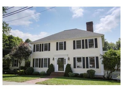 Single Family for sales at 128 Arch Street  Needham, Massachusetts 02492 United States