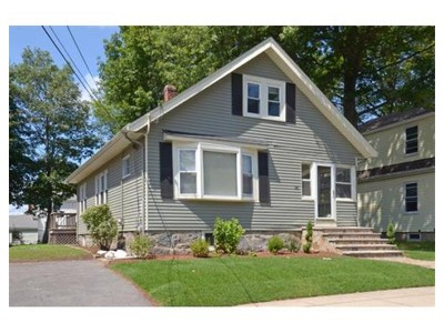 Single Family for sales at 98 Keith St  Boston, Massachusetts 02132 United States