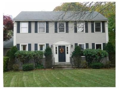 Single Family for sales at 154 Bradlee Rd  Milton, Massachusetts 02186 United States