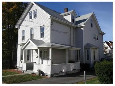 Multi Family for sales at 176 Linden St.  Everett, Massachusetts 02149 United States