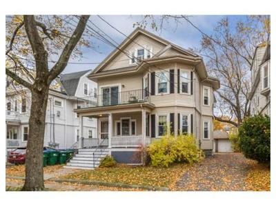 Multi Family for sales at 7 Gorham Rd  Medford, Massachusetts 02155 United States