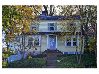 Single Family for sales at 14 Shornecliffe Rd  Newton, Massachusetts 02458 United States
