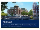 Land for  sales at 210 Moody Street  Waltham, Massachusetts 02453 United States