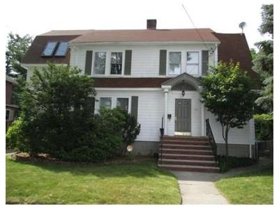 Single Family for sales at 50 Woodside Road  Medford, Massachusetts 02155 United States