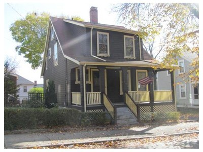 Single Family for sales at 171 Central St  Somerville, Massachusetts 02145 United States