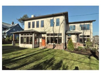 Single Family for sales at 5 Kennard Rd  Brookline, Massachusetts 02445 United States
