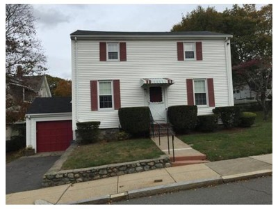 Single Family for sales at 3 Jacqueline Rd  Boston, Massachusetts 02132 United States